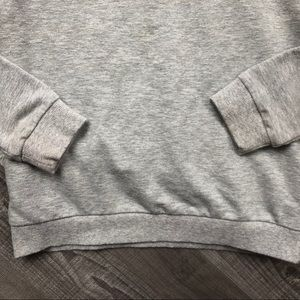 H&M Shirts & Tops - H&M Girls Sparkly Crew Neck Sweatshirt 8-10